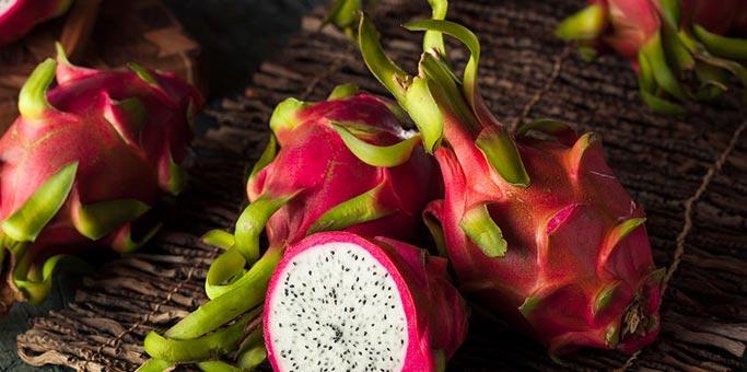Dragon fruit: velikost ploda v 19. tednu nosečnosti